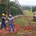 Sondagem de terreno para construção